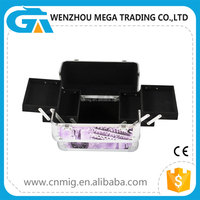 Fashion Design Hot Sell Beauty Aluminum Wholesale China Makeup Case/ Box