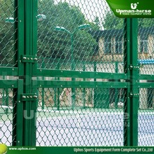 2015 Tennis court Aluminum wire mesh fence,chain link fence