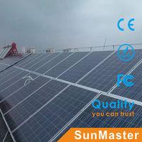 solar manufacturer easy install on grid 10kw solar eco power generator