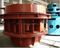13.8 meters water head propeller turbine/francis turbine/tubular water turbine