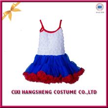 Baby Girls Customized Mini Short Colorful Evening Party Dance Tutu Dresses