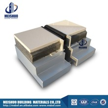 Best selling easy install floor to floor Extruded Aluminium Concrete expansion joint types