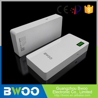 Lowest Price High Quality Dual Usb Power Bank With Flashlight