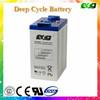 Deep cycle lead-acid battery 2V 400ah 500ah 600ah gel battery