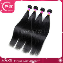 100% virgin malaysian straight/curly/deep/body wave human hair in hair extension no mixture no tangle no shed can perm can dye