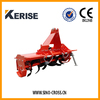 3 Point small tractor rotavator with CE