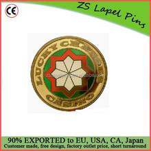 New design quality metal Custom Challenge Coin Company