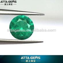 natural ronda emeral cortar 8mm sapphirea sin calentar sin tratar esmeralda precio por quilate