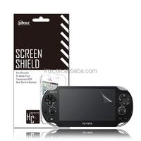 Anti-static screen protector film for PS vita oem/odm(Anti-Glare)