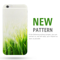 china manufacturer custom printing design mobile phone case for phone 6 plus case custom