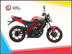 Two wheels and Single-cylinder 200cc Battle of the Dragon racing motorcycle / racing bike on sale