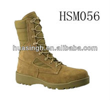 Chile hot selling coyote breathable safety toe desert boots Belleville army combat boots