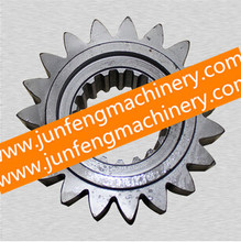swing rotary motor reduction gearbox 1st NO1 planetary sun gear for excavator PC360-7 parts 18/19 teeth height 107*47 length