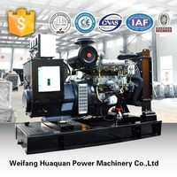 380v generator diesel with Beichai diesel engine