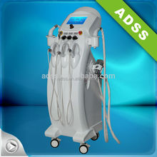 RF cavitation vacuum laser 6 in 1 body shaping fat reduction face lifting