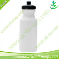 600ml non leaking plastic sport bottle with cup sports drinking bottle