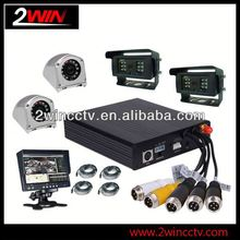 Cheap Prices!! 64GB 3G Vehicle CCTV Mobile dvr 16 channel cheap
