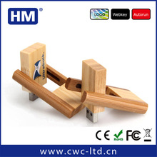 OEM wooden usb pen drive 512gb gifts