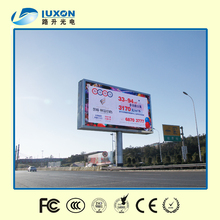 Outdoor digital comercial advertising P16 LED screen/led sign/Outdoor led display billboard