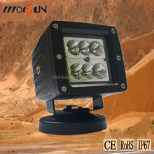 motocycled driving light 24w led auto light 12v 24v led auto work light