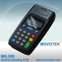 33 Movotek Electronic Voucher Terminal with GPRS, High-speed printer for Airtime Voucher, Bill Payment Voucher Printing