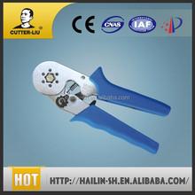 Alto quanlity terminal herramienta que prensa, electrodo de alambre de corte LXC8 6-6