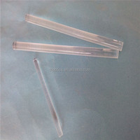 glass factory produce colored glass rods for glass pipe smoking