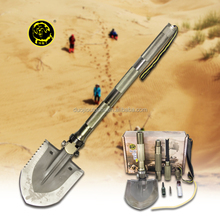 HOT SELLING !NEW Adventure products for outdoor/camping all steel shovel axe hoe