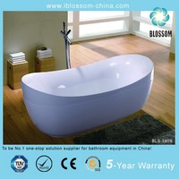 2015 New product portable shower tub