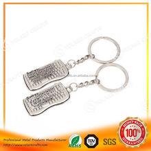 3D customize keychain metal
