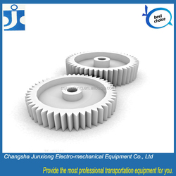 Easy operating gear easy use plastic gear wheel, economic pink gear shift knob