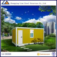 Light Steel Structure Container House Design For Apartment