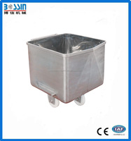 200L Stainless steel meat cart