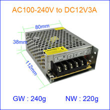 Modern&Switching 30A 12V Power Supply Adapter, By best Manufacturer&Supplier