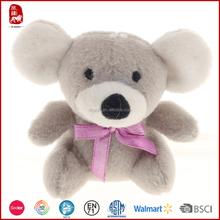 BSCI high quality material plush koala bear keychain wholesale China