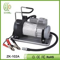 12V Car portable Car air compressor small inflatable tires