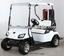 2 seater 48v powerful street legal electric carts with reasonable price and CE certificate|AX-B2-G