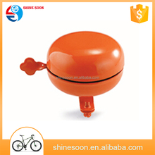 80mm size colorful steel top quality custom bicycle bell kids bike horn sound