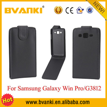Buy Used Cell Phones Sublimation PU Flip Leather Case For Samsung Galaxy Win Pro G3812 Back Cover,Motomo Small Display Case