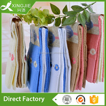 100% Cotton Jacquard Pattern Embroidery Hand towel, towel set, Kitchen Towel