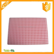 Wholesale Hot-selling Silicone Pyramid Baking Tray Cooking Hot Plate Sheet