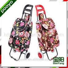travel luggage cart polyester stuffing