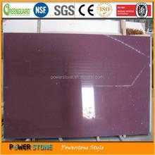 Wholesale Purple Quartz Stone Countertops