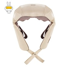 Elegance shoulder massager rolling shiatsu massage with skin-friendly material for back and neck to relax