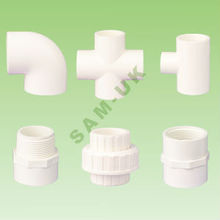 High quality PVC pipe fittings(Elbow,Tee,Coupler,Union)