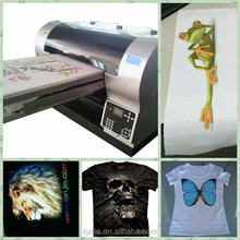 2015 year new model digital flatbed t- shirt Printer, t-shirt printer price
