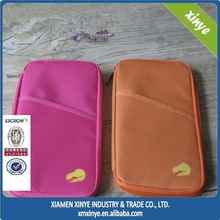 Lovely Hand Travelling Oxford Card Holders Passport Wallet