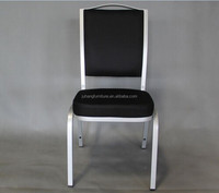 aluminum used aluminum stacking rental banquet chairs