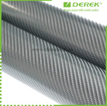 New product 4D Glossy Carbon Fiber Vinyl Air Bubble Free for car protection