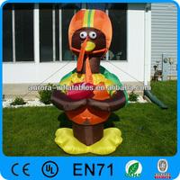 bird hen Thanksgiving inflatable turkey balloon